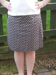 Mccalls A-Line Skirt